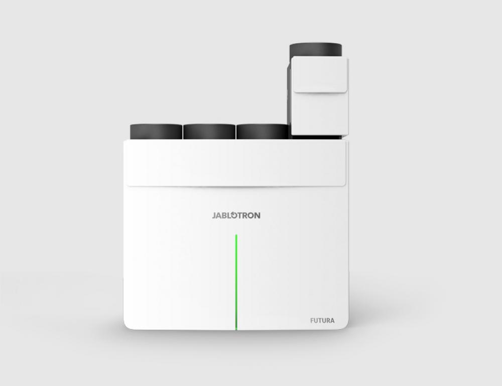 Jablotron Futura + CoolBreeze môžu nahradiť klimatizáciu aj u Vás doma
