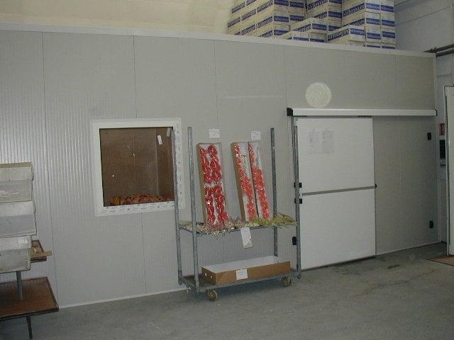 Chladiace a mraziace boxy